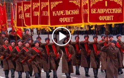Москва помнит каждого героя