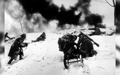 К 76-летию битвы под Москвой