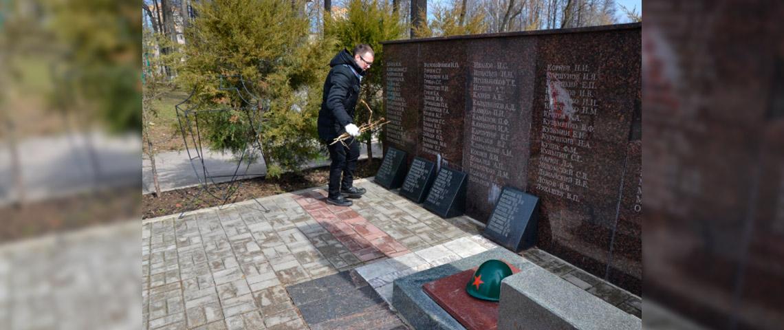 Наш долг перед памятью героев