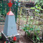 Захоронение №3 на Дзержинском городском кладбище