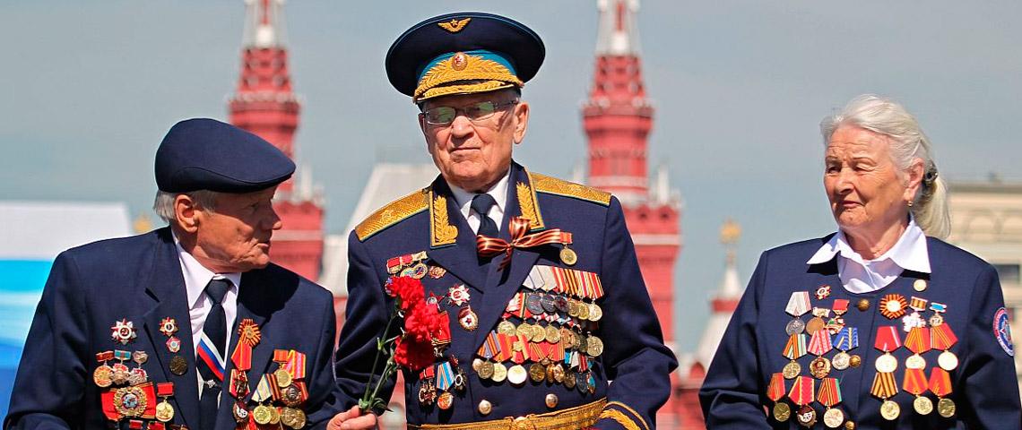 Участники обороны Москвы получат материальную помощь