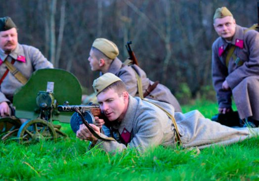Интерактивная программа «Времена эпохи — Великая Отечественная война»