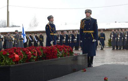 «Хранители памяти» в Пскове